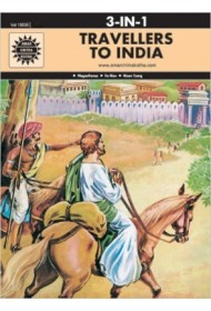 Travellers of India (3 in 1)