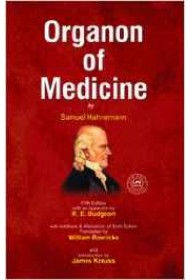 Organon Of Medicine 5 & 6 Edition