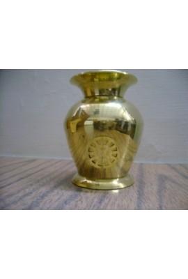 "Flower Vase with Mother's Symbol 3.5"""