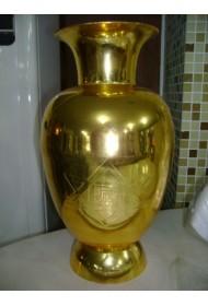 "Flower Vase with symbol - 12"""