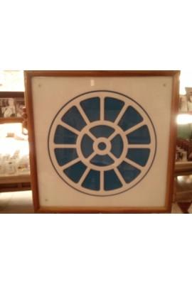 "Plastic Symbol Board -  15""X15"""