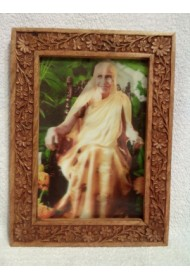 "Wooden Frame with 3d Photo - 11"" X 8"""