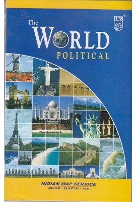 The World Political and Guide Map