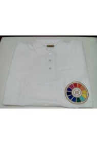 T-shirt with Embroidary on Pocket