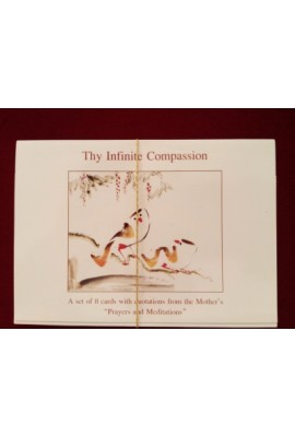 Thy Infinite Compassion - Set of 8 cards