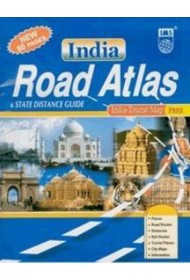 India - Road Atlas