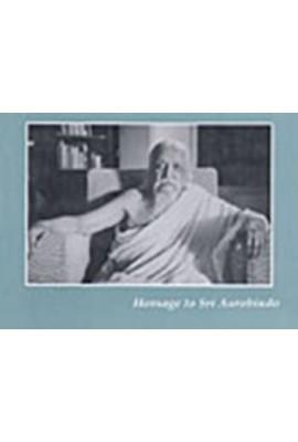 Homage to Sri Aurobindo