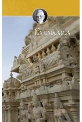 Parayana The poetic works Sri Ramana Maharshi