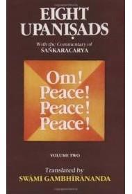 Eight Upanishads (Vol. 2): With the Commentary of Shankaracharya