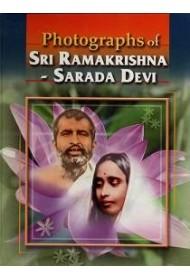 Photographs of Sri Ramakrishna and Holy Mother