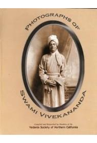 Photographs of Swami Vivekananda