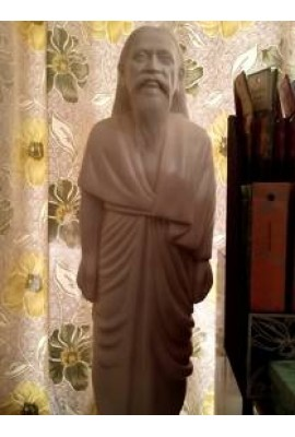 "Marble Full Statue - 34"""