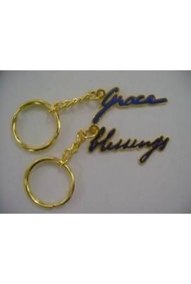 Wordings key ring