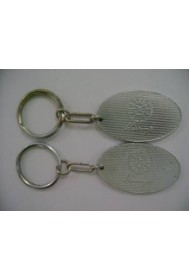 Oval Keyring (set)