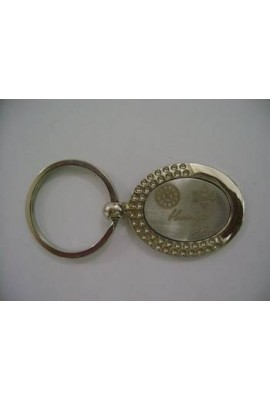 Key Ring with stone