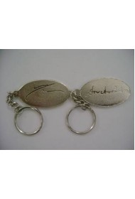 Key Ring Oval (set)