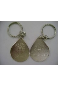 Metal Keyring (set)