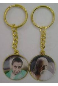 Round Photo Keyring big (set)