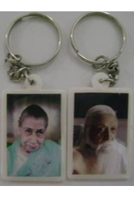Rectangle Photo Keyring (set)