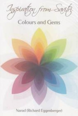 Inspiration from Savitri (Colours And Gems)