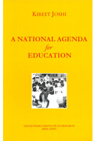 A National Agenda for Education