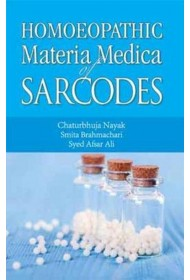 HOMOEOPATHIC MATERIA MEDICA OF SARCODES