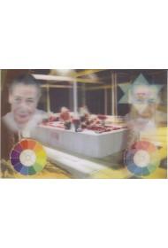 Maa & Sri Aurobindo 3d Colour Photo - 4 x 6