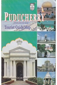 Pondicherry (Puducherry) - Tourist Guide Map
