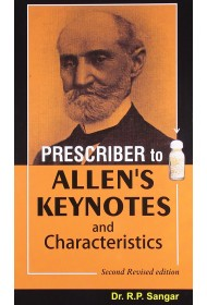 Prescriber to Allen's Keynotes and Characteristics