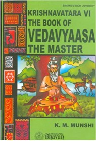 Krishnavatara -6 The Book of Vedavyaasa the Master