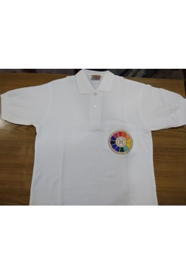 T-shirt thick pick with Collar