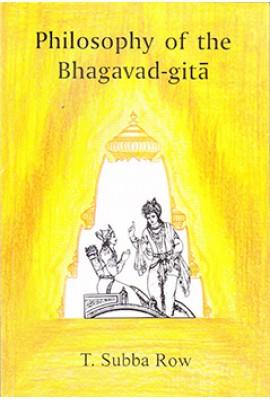 Philosophy of the Bhagavad Gita