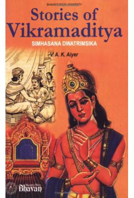 Stories of Vikramaditya