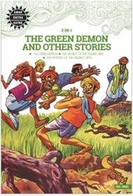 The Green Demon And Other Stories (3 in 1)