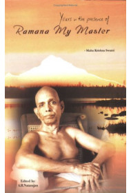Years in the presence of Ramana My Master
